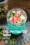 Deconstructed Sushi