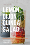 Lemon Dijon Quinoa Salad