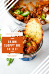 Cajun Sloppy Joe Skillet
