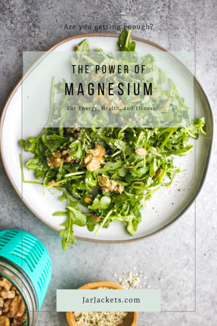The Power of Magnesium For Energy, Health, and Fitness