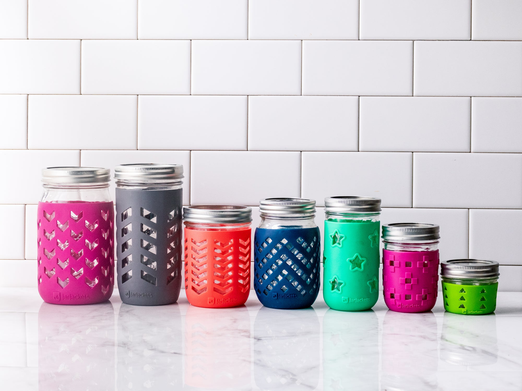 mason jar silicone sleeves