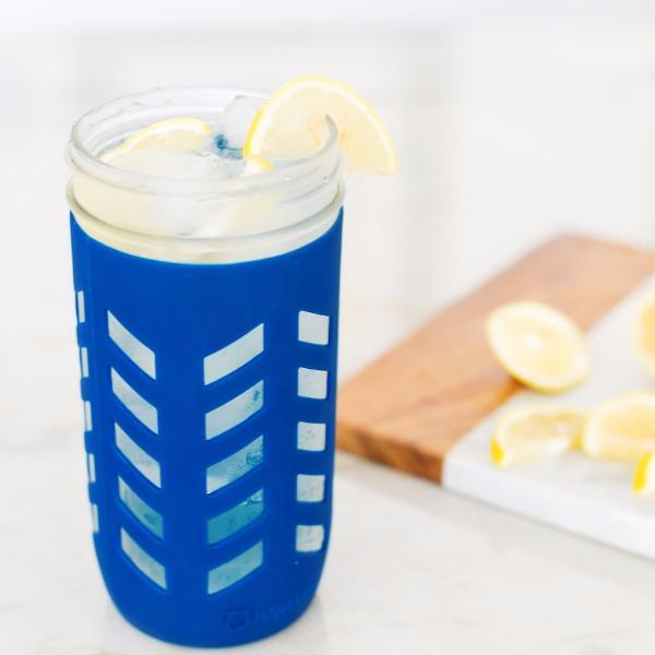 mason jar silicone protection