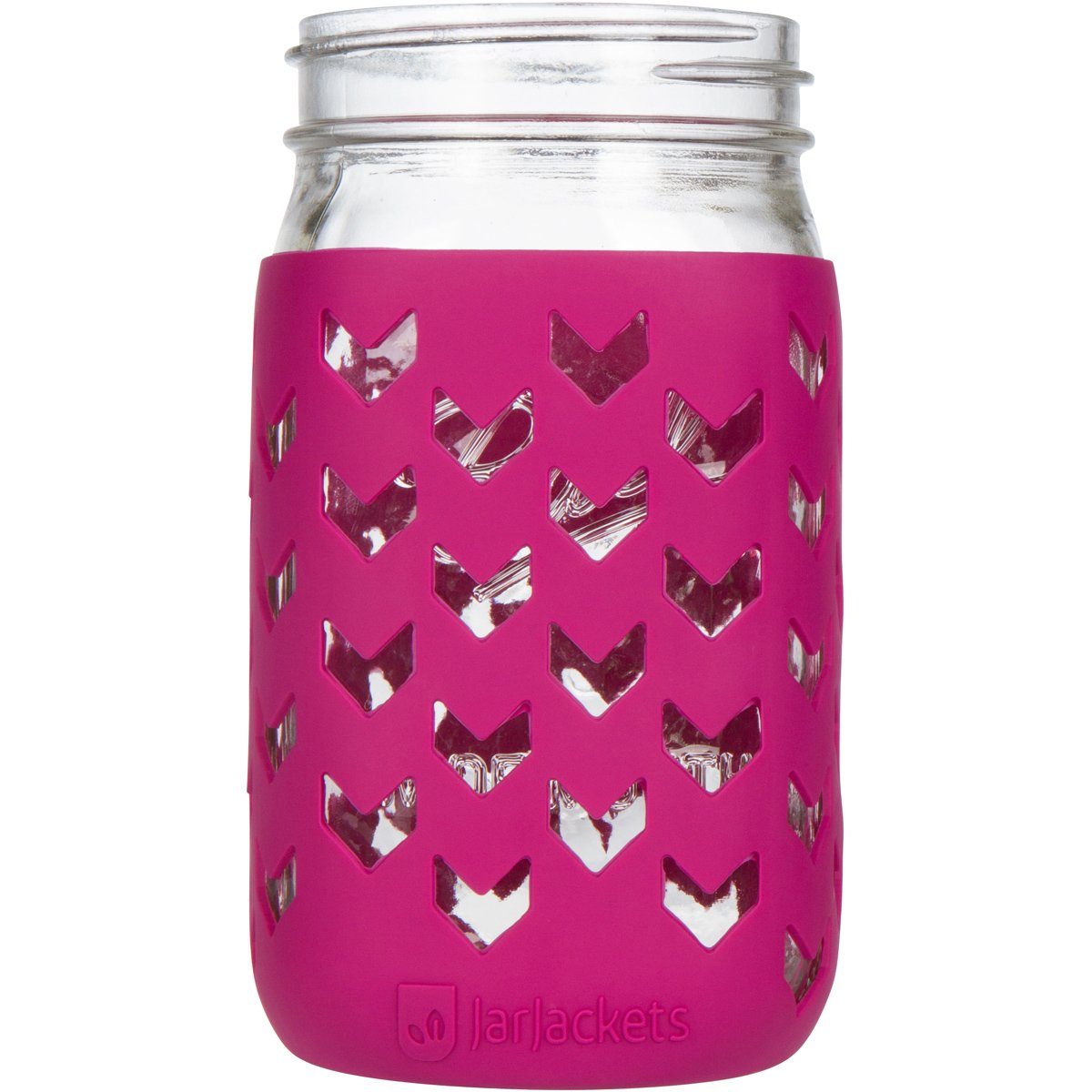 Glass Mason Jar Sleeve - 32oz (1 quart)