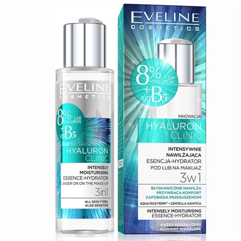 HYALURON CLINIC ESSENCE-HYDRATOR 3IN1 110ML