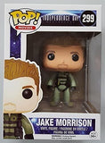 Funko Pop Independence Day 2 Jake Morrison - Resurgence + Pop Protector
