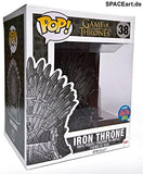 Funko POP! Game Of Thrones: #38 Iron Throne 2015  + Pop protector