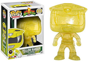 Yellow Teleporting Ranger (Power Rangers 2017) Funko Pop! Vinyl Figure