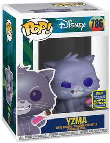 Funko Pop! Disney The Emperor's New Groove Yzma As Cat + Pop Protector
