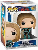Funko 36342 POP Captain Marvel-Vers Collectible Figure, Multicolor