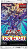 Yu-Gi-Oh! Sealed Booster BOX (24 packs) - Toon Chaos (Unlimited Reprint)