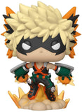Funko 47867 Pop! Animation: My Hero Academia - Katsuki Bakugo + Pop Protector