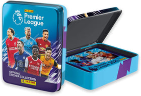 Panini's Premier League 2021 Sticker Collection POCKET TIN