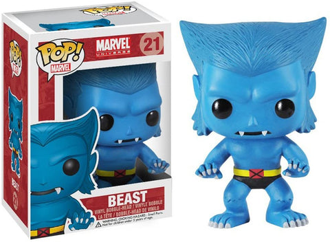 POP! Vinyl Funko Marvel Beast Figure