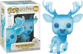 Funko 46994 POP Patronus Harry Potter Collectible Toy + Pop Protector