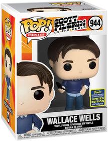 Scott Pilgrim SDCC 2020 - Wallace Wells (Funko Shop Europe) + Pop Protector