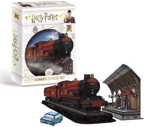 Harry Potter Hogwarts Express Set 3D Puzzle