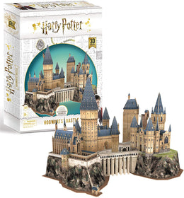 University Games Harry Potter Hogwarts Castle 197 piece 3D puzzle