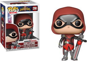 POP! Games: Marvel Contest of Champions Guillotine #298  + Pop protector