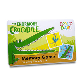 Roald Dahl The Enormous Crocodile Childrens Memory Picture Card Game