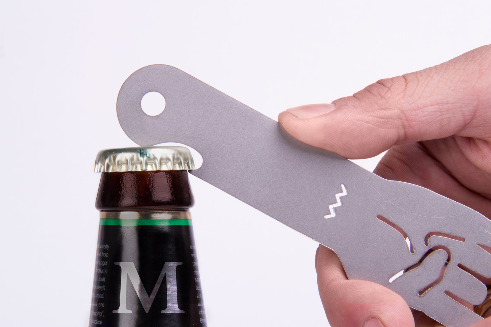 Peace, Helping Hand Bottle Opener