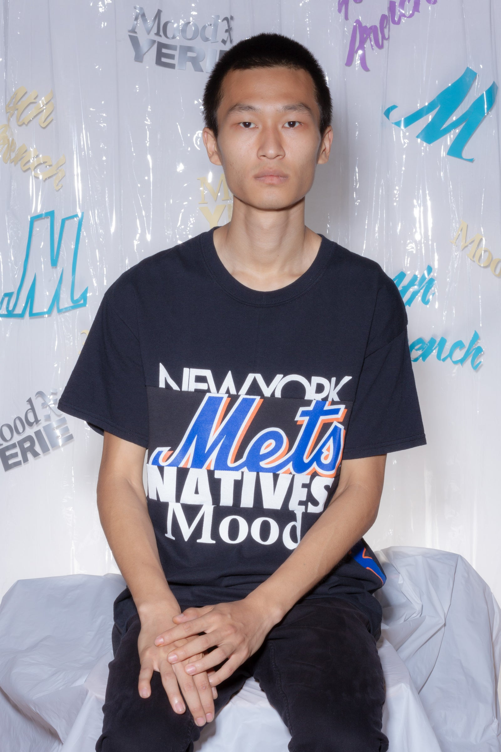 New York Mets Native Tee, Mood X Yerie