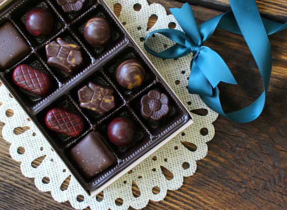 Chocolate Therapy Bonbons