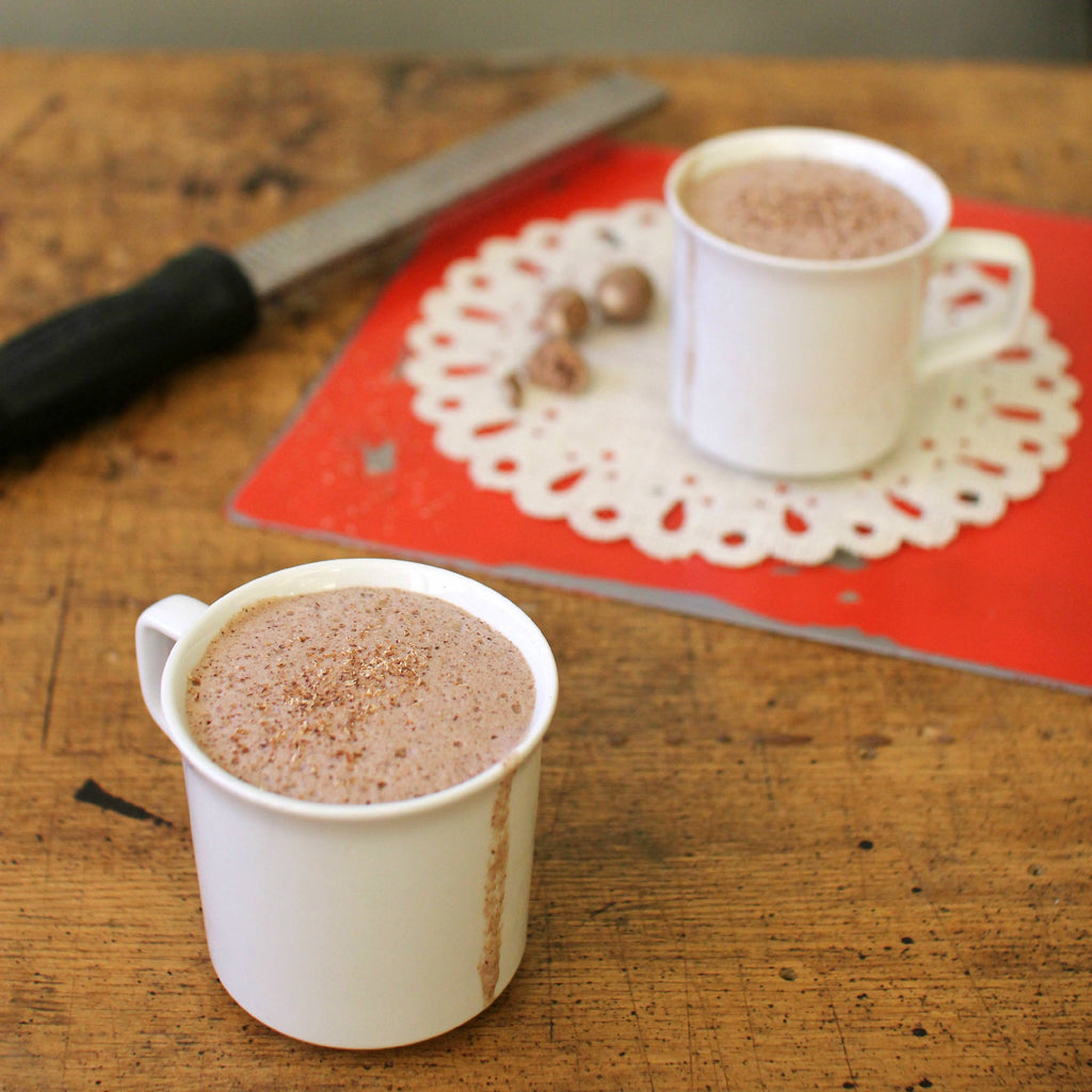 Chocolate Eggnog – Taza Chocolate