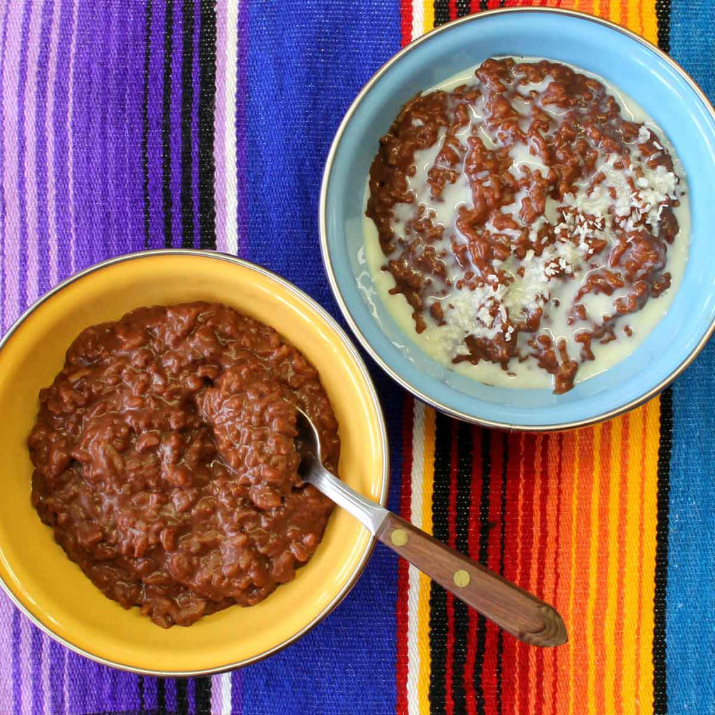 Chocolate for Breakfast: Filipino Champorado Recipe