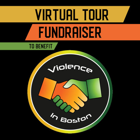 Virtual Tour Fundraiser for Violence in Boston