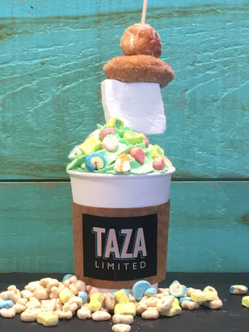 March Mint Madness Loaded Hot Chocolate at the Taza Chocolate Bar