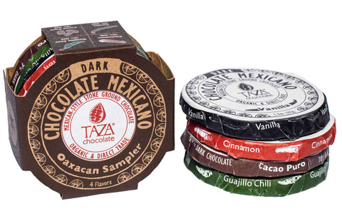 Taza Chocolate Oaxacan Sampler | $11.50