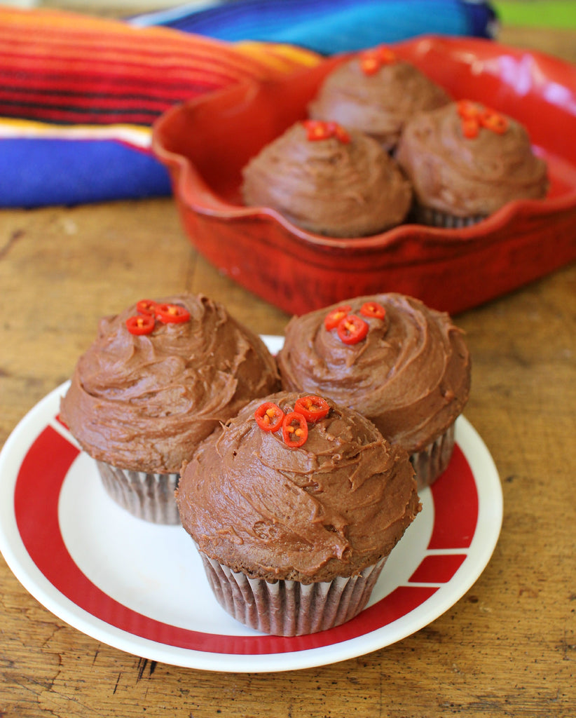 Spicy Cupcakes