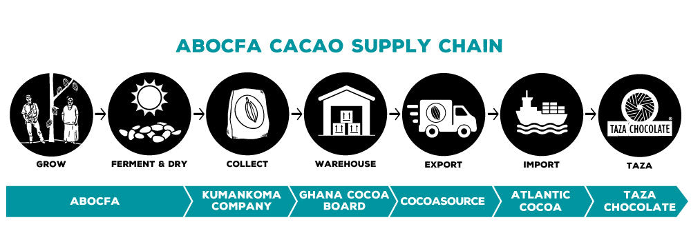 ABOCFA Cacao Supply Chain