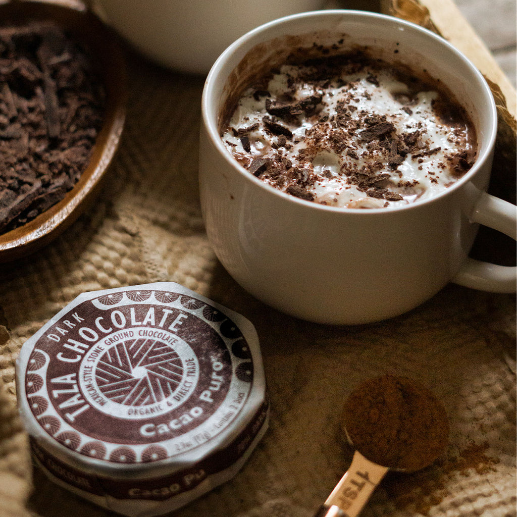 Taza Mexican Style Hot Chocolate Recipe