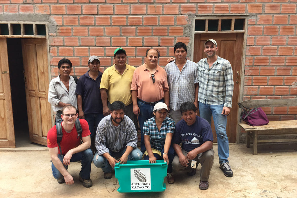Taza Chocolate Direct Trade Partner Profile | The Alto Beni Cacao Team