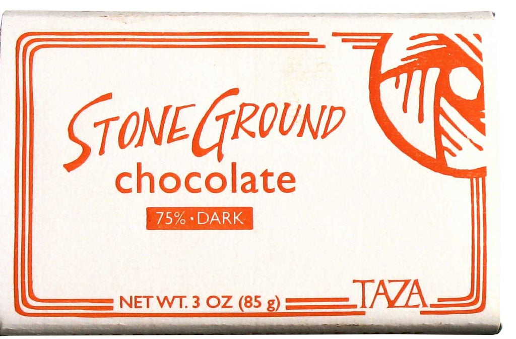 The Evolution of a Wrapper: Origin Bars - First Generation Taza Chocolate Stone Ground Bar