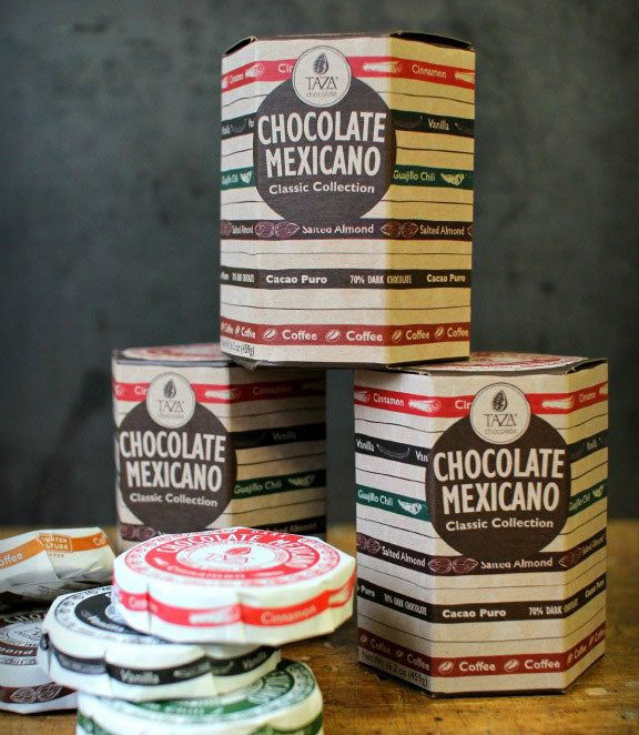 taza chocolate classic collection gift