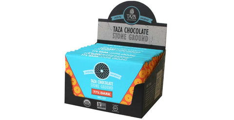 Taza Chocolate Belize - 77% Dark Chocolate Case Box