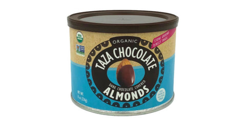 Chocolate Covered Almonds - Taza Chocolate