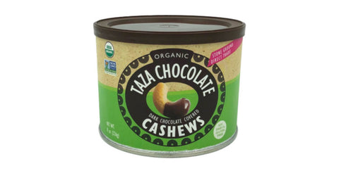 Chocolate Covered Cashews - Taza Chocolate