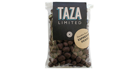 Taza Limited Chocolate Covered Espresso Beans
