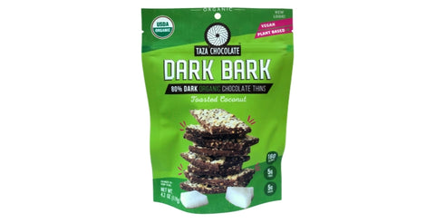 Toasted Coconut Dark Bark