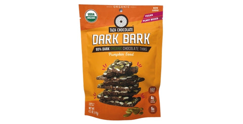 Pumpkin Seed Dark Bark