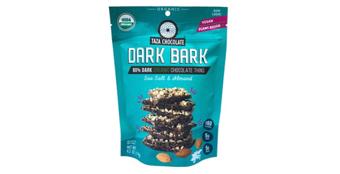 Sea Salt & Almond Dark Bark