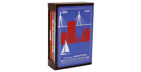Beantown Trio Chocolate Gift Box