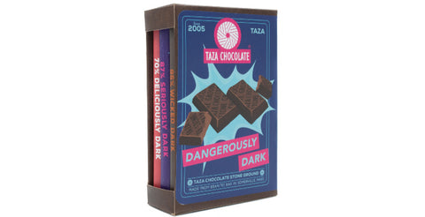 Dangerously Dark Chocolate Trio
