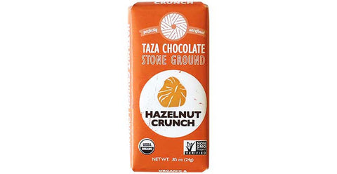 Hazelnut Crunch Tazitos