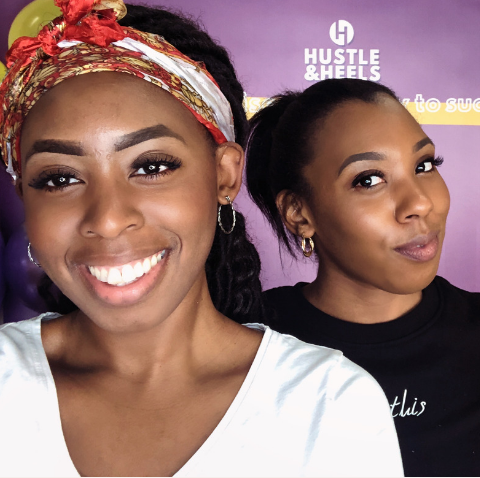 Hustle & Heels 5th Year anniversary & networking event