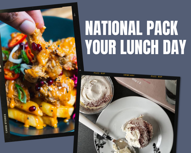 National Pack Your Lunch Day!