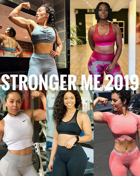 Stronger Girl Takeover- Stronger Me